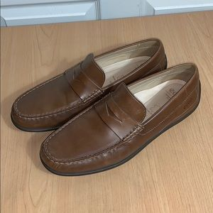 Ecco loafers size 46